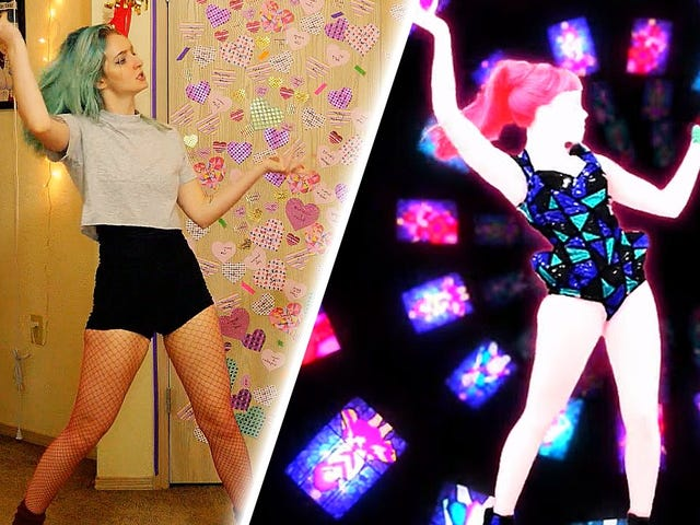 After Four Years, A <i>Just Dance</i> Streamer Hits The Breaking Point