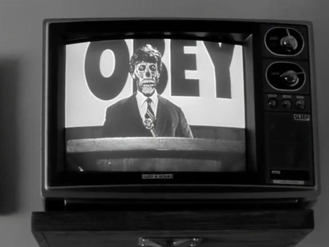 All the Reasons Why John Carpenter's Cult Classic They Live Is as Timely as Ever