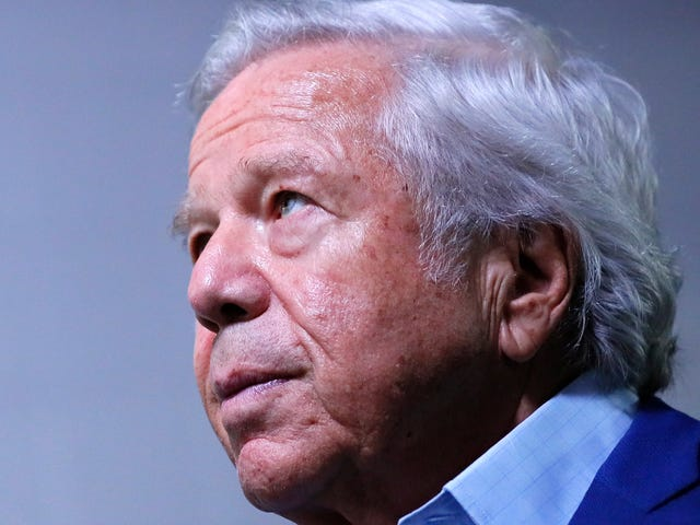 "Everyone Fell For Robert Kraft's ""Apology"""