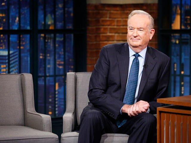 Miksi Bill O'Reilly aikoo - tai Won't-Go