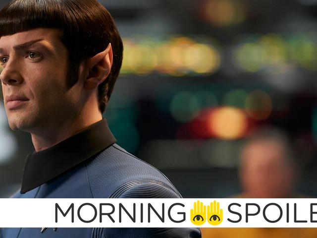 Opdateringer fra Star Trek, Spider-Man: Far From Home og mere
