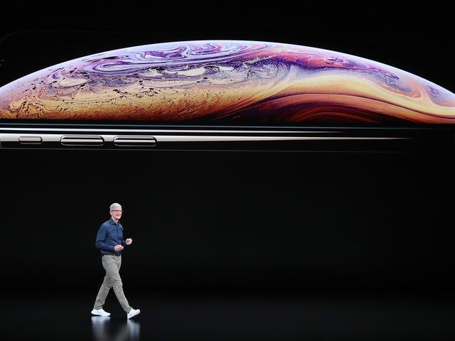 Internet reacciona a los nuevos nombres tontos de iPhone