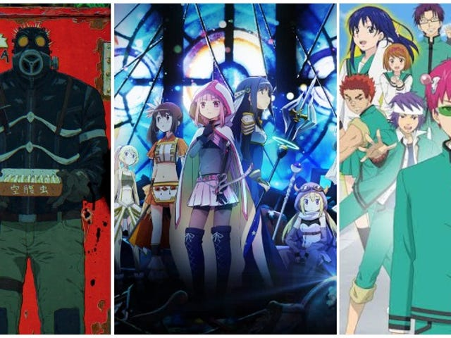Your Winter 2020 Anime Guide