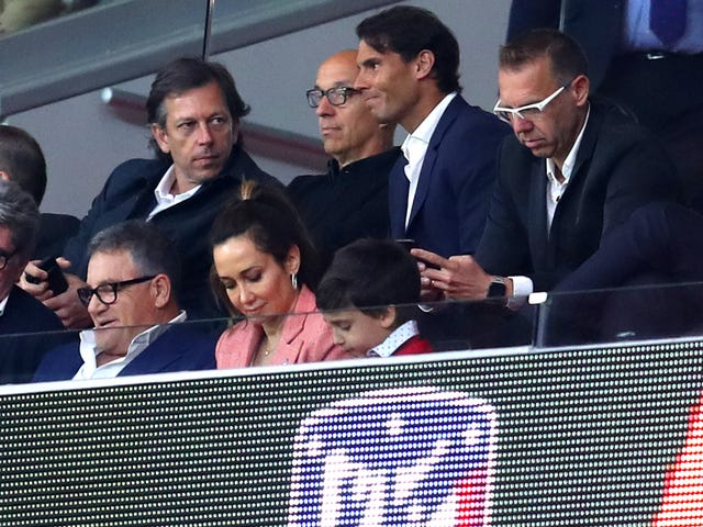 Rafael Nadal Catches Shit For Supporting Rival Soccer Clubs