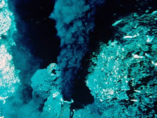 Deep-Sea Vents Might Solster Mystery of Ancient Ocean Carbon
