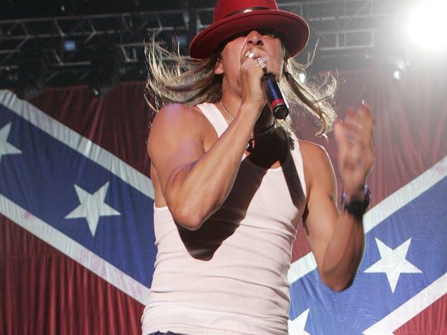ブラック・ミュージックを盗んだワシントン・ウォーバーは、「ファック・コリン・カフェルニック」