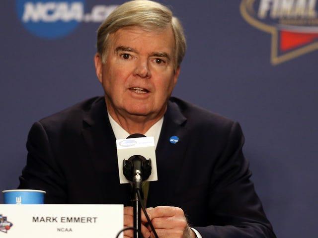 Rapport: Le président de la NCAA, Mark Emmert, doit toujours à un ancien employeur de 49 000 $