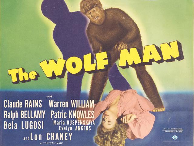 Svengoolie: The Wolf Man (1941)