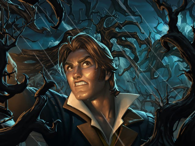 Hearthstone's Spooky Witchwood Expansion Adds Another Single-Player Mode