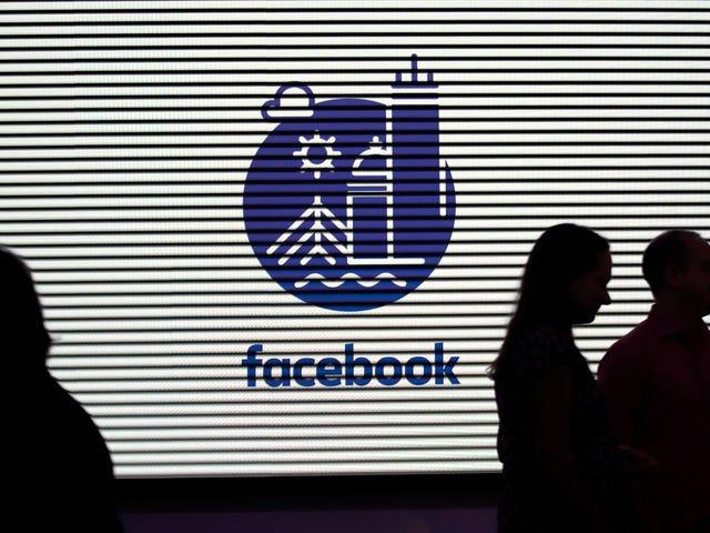 Facebook đang trả tiền cho một tờ báo của Anh để chạy nội dung được tài trợ thân thiện với Facebook
