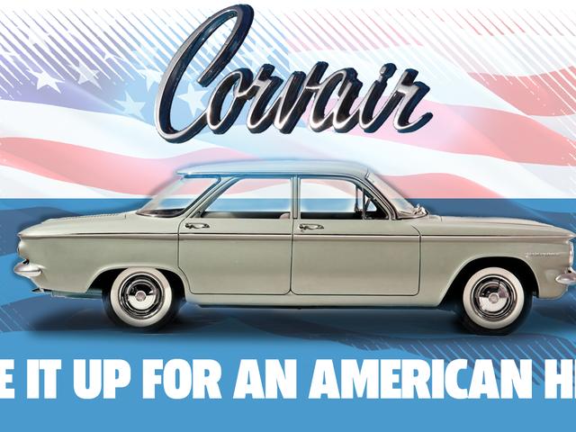 Самый американский автомобиль американского типа был также одним из самых влиятельных в Америке