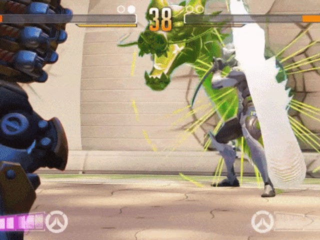 What Overwatch Would Look Like As A Fighting Game