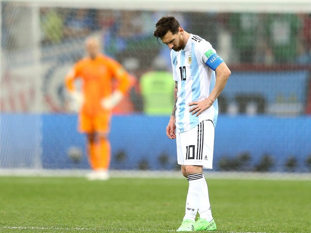 Croatia Expose Argentina As The Greatest Possible Frauds With 3-0 Asskicking