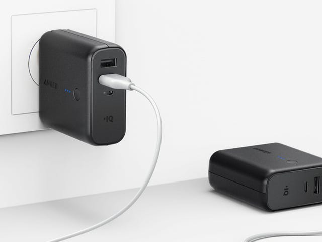 Our Readers' Favorite Travel Charger Is Finally Back On Sale