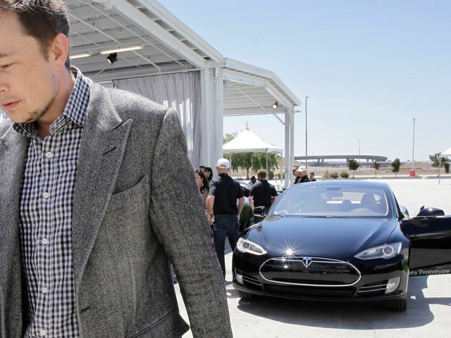 'This Guy Is Super [Nuts Emoji]':Elon Musk on Whistleblower Accusing Tesla of Illegally Spying on Employee
