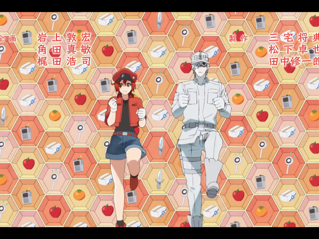 """The edu-tainment anime """"Cells at Work!"""" is fun, but not quite right..."""
