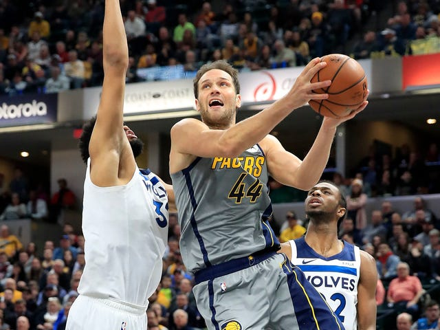 Bojan Bogdanovic Is The Reason The Pacers Are Surviving