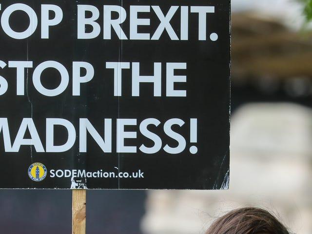 Brexit gnistede en britisk mands psykotiske episode, siger læger