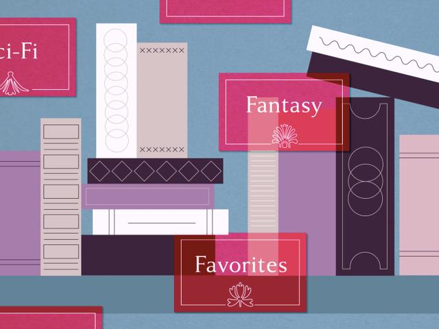 Como você organiza seus livros?