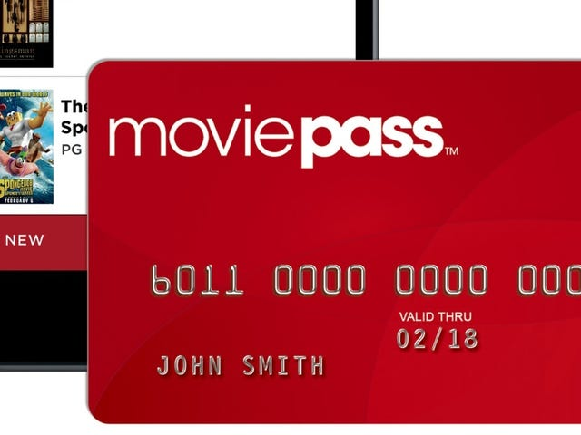 Here's How Much MoviePass Surge Pricing Will Cost You