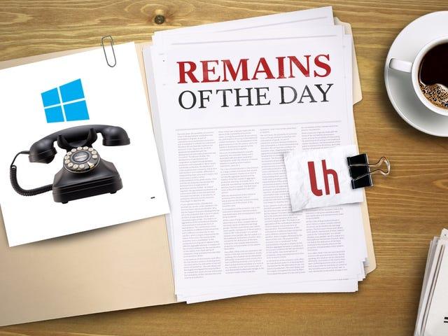 Остатки дня: Windows 10 Mobile запускается на совместимых телефонах