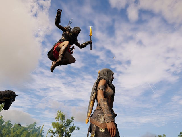 The End Of Assassin's Creed Odyssey Is Finally Within My Reach