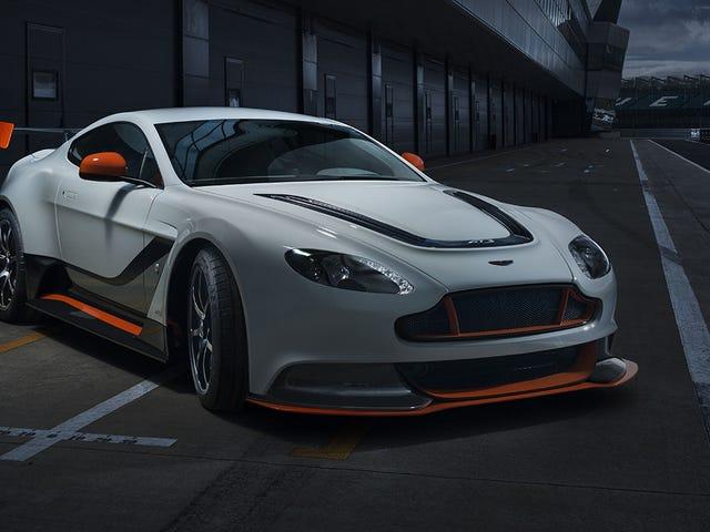 Aston Martin Vantage GT3: Den ultimative V12 Lightweight