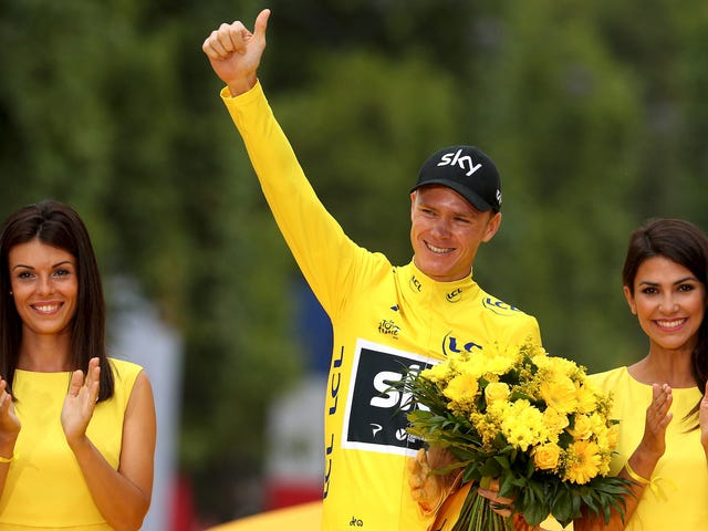 The Tour De France Tried To Kick Chris Froome Out, But He'll Start The Race Anyway