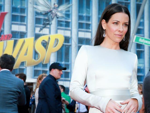 Evangeline Lilly ist hier für einen All-Woman Cast Marvel Movie