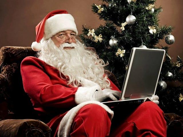 Who's Up for Some Secret Santa?