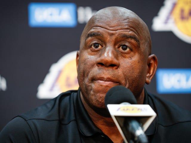 Aqui está uma oferta de comércio de Anthony Davis Underwhelming do Lakers que os pelicanos provavelmente vazaram