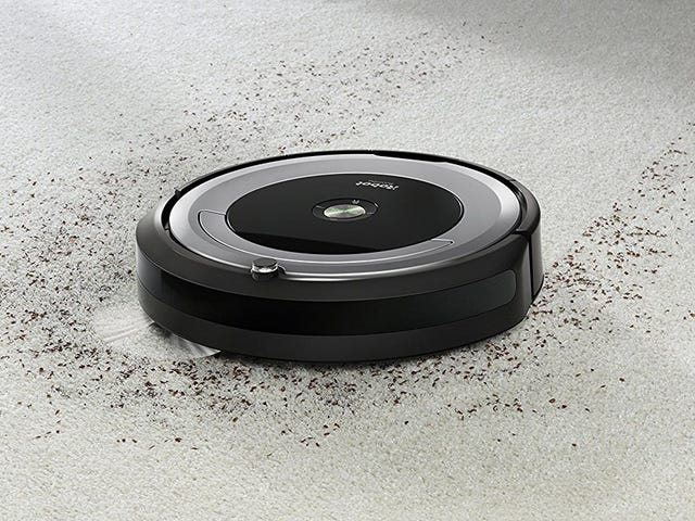 Here's the Best Price Since the Holidays On a Wi-Fi Roomba