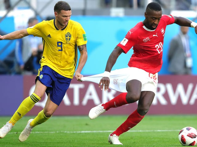 Sweden Edge Switzerland In Contest Of Who Sucks Less At Kicking The Ball