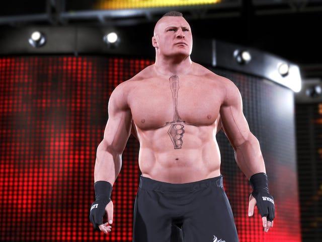 Το WWE 2K20 είναι σπασμένο σε κάθε δυνατό τρόπο