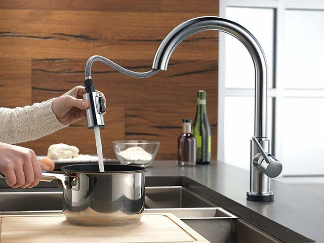 Delta's Touch2O Is Our Readers' Favorite Kitchen Faucet
