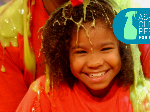 What to Do When Slime Gets in Your Kid's Hair
