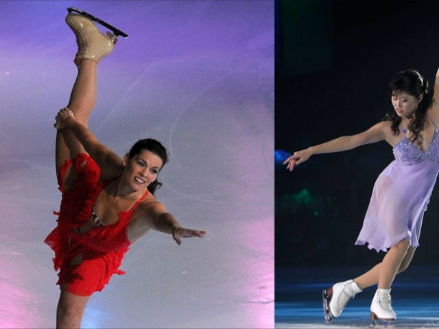 Kristi Yamaguchi Meant No Harm By that 'Break a Leg' Tweet to Nancy Kerrigan