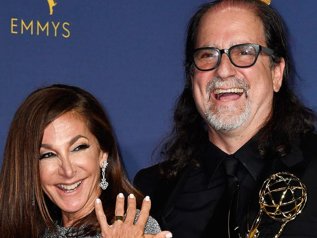 Some More Details on Those Emmy Awards Lovebirds