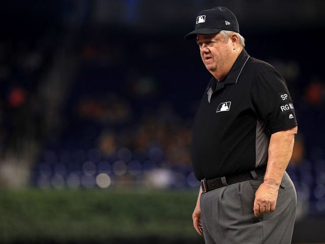 Minnesota Steakhouse Pranks Umpire Joe West With Braille Menu