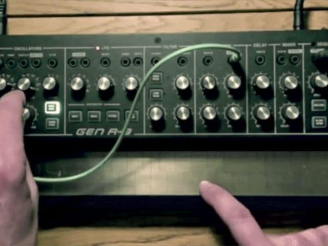 En gang en Musical Oddity er Stylophone nu en fuldt kapabel, $ 350 Analog Synthesizer