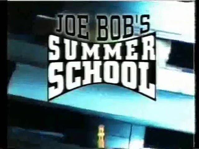 Joe Bob's Summer School