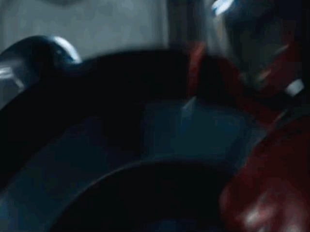 <i>Captain America: Civil War</i> , Re-Imagined Sebagai <i>Marvel vs. Capcom</i> Sequel Kami Sentiasa Dikehendaki