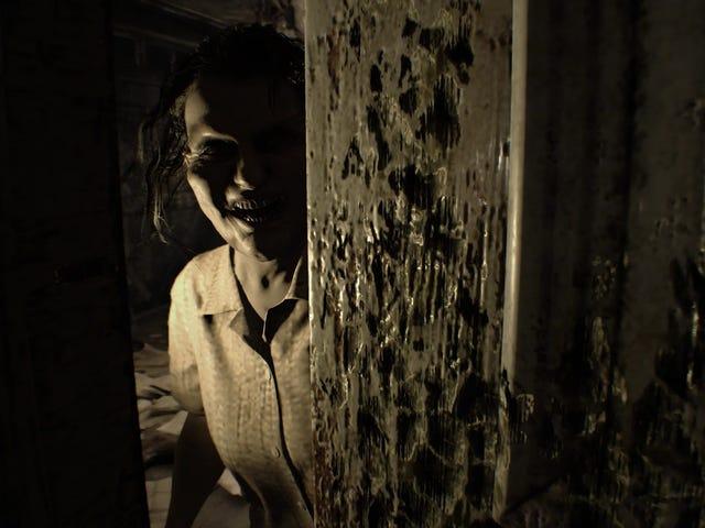 Heads Up: <i>Resident Evil 7</i> spoilers de fin ont fui
