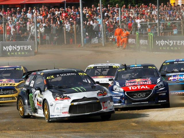 Anyone know where I can watch the World RX Belgium stream from this weekend? EDIT: Found it