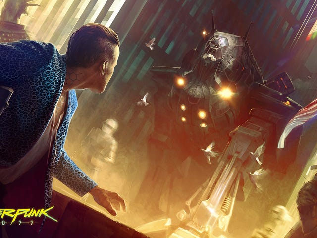 <i>Cyberpunk 2077 </i>Twitter Gets First Update In Over Four Years