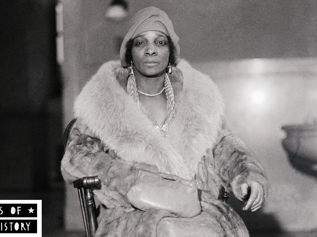Black History Rebels: The Life and Legend of Madam Stephanie St. Clair