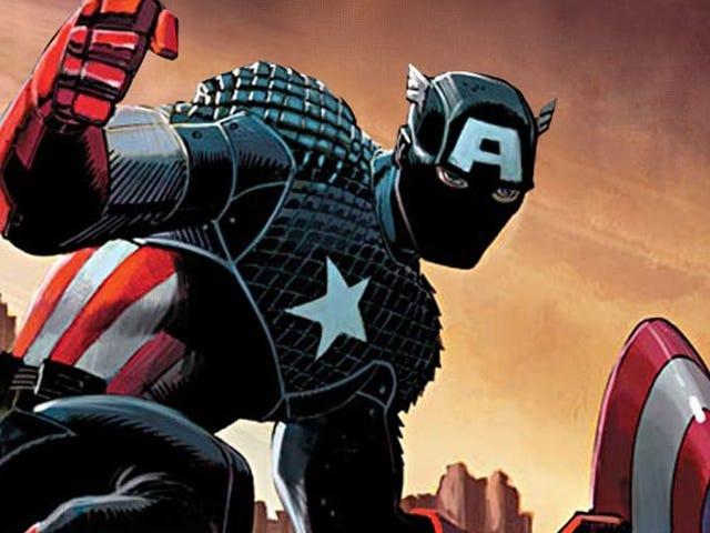 "The American Nightmare: The History of ""Dark Captain America"""