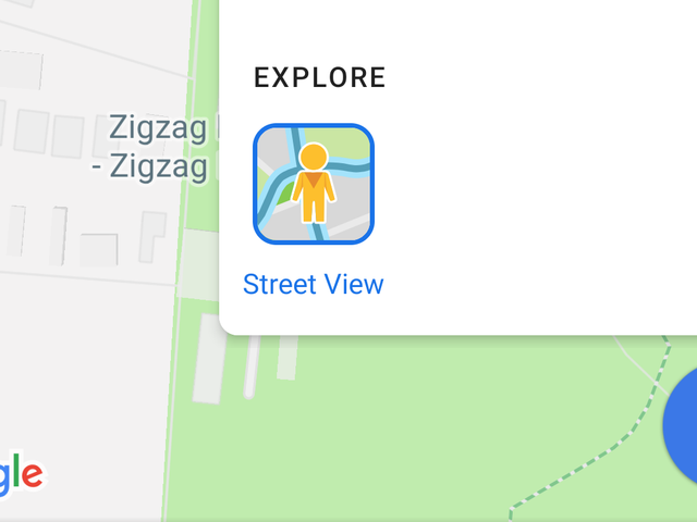 Cómo acceder a la nueva capa de Street View de Google Maps en Android