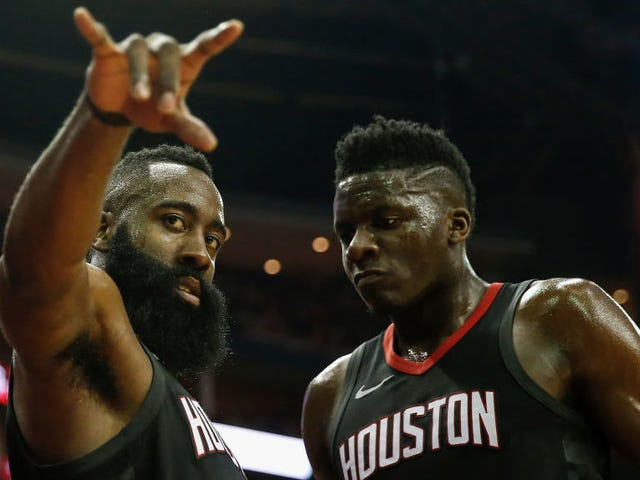 The Rockets Are Now Equipped To Run It Back