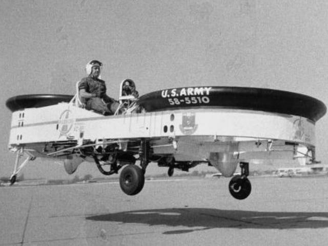 Да, армия США фактически разработала летающий джип с оружием